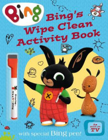 Bing's Wipe Clean Activity Book (Heftet)