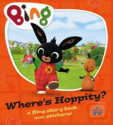 Omslag - Where's Hoppity?