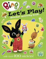 Omslag - Let's Play sticker activity book