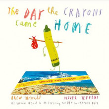 The Day The Crayons Came Home av Drew Daywalt (Heftet)