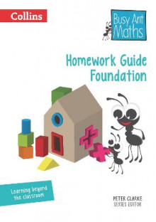 Busy Ant Maths: Homework Guide F av Jo Power, Caroline Fawcus og Cherri Moseley (Spiral)