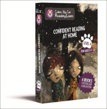 Collins Big Cat Reading Lions - Level 4: Confident Reading at Home (Samlepakke)