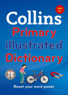 Collins Primary Illustrated Dictionary av Collins Dictionaries (Innbundet)
