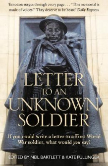Letter to an Unknown Soldier (Heftet)