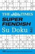The Times Super Fiendish Su Doku: Book 2