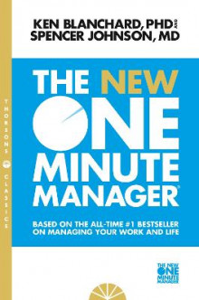 The New One Minute Manager av Kenneth H. Blanchard og Spencer Johnson (Heftet)