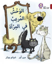 Collins Big Cat Arabic Readers: Monster in the Mirror: Level 14 av Jean Ure (Heftet)