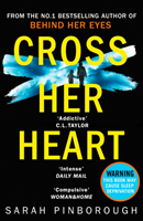 Cross Her Heart av Sarah Pinborough (Heftet)