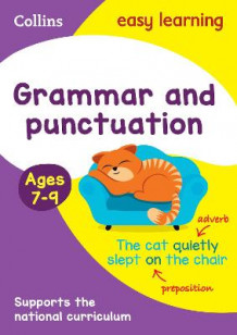 Grammar and Punctuation Ages 7-9: New Edition av Collins Easy Learning (Heftet)