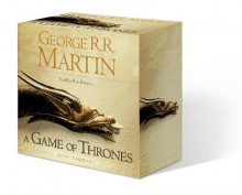 A Game of Thrones (a Song of Ice and Fire, Book 1) av George R. R. Martin (Lydbok-CD)