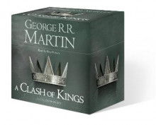 A Clash of Kings (a Song of Ice and Fire, Book 2) av George R. R. Martin (Lydbok-CD)