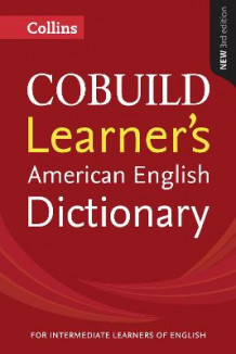 Collins COBUILD Learner's American English Dictionary (Heftet)
