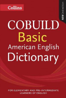 Collins Cobuild Basic American English Dictionary (Heftet)