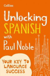 Omslag - Unlocking Spanish with Paul Noble