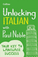 Omslag - Unlocking Italian with Paul Noble