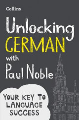 Omslag - Unlocking German with Paul Noble
