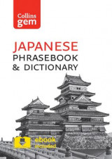 Omslag - Collins Japanese Phrasebook and Dictionary Gem Edition