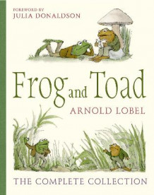 Frog and Toad av Arnold Lobel (Innbundet)