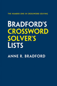Collins Bradford's Crossword Solver's Lists av Anne R. Bradford (Heftet)