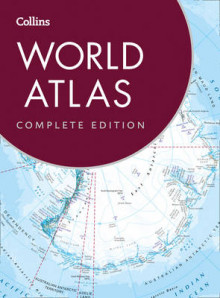 Collins World Atlas av Collins Maps (Innbundet)