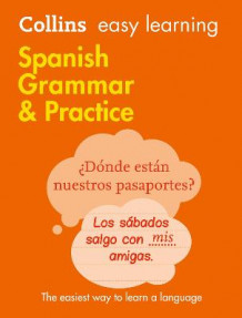 Easy Learning Spanish Grammar and Practice av Collins Dictionaries (Heftet)