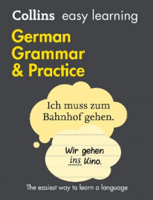 Easy learning german grammar and practice av Collins Dictionaries, (Heftet)