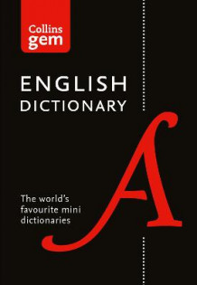 Collins Gem: Collins English Dictionary: 85,000 Words in a Mini Format av Collins Dictionaries (Heftet)