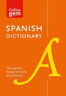 Collins Spanish Dictionary: 40,000 Words and Phrases in a Mini Format av Collins Dictionaries (Heftet)