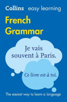 Easy Learning French Grammar av Collins Dictionaries (Heftet)