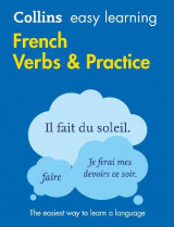 Omslag - Easy Learning French Verbs and Practice