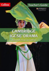 Omslag - Cambridge IGCSE (R) Drama Teacher Guide