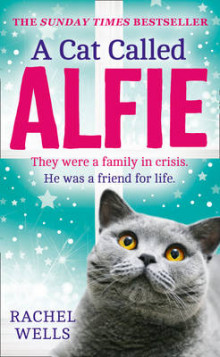 A Cat Called Alfie av Rachel Wells (Innbundet)
