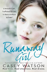Omslag - The Runaway Girl