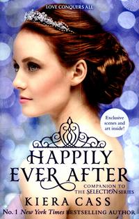Happily ever after av Kiera Cass (Heftet)