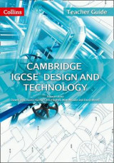 Omslag - Cambridge IGCSE Design and Technology Teacher Guide