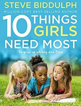 Omslag - 10 things girls need most