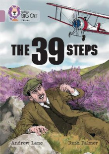 Collins Big Cat: The 39 Steps: Band 18/Pearl av Andrew Lane (Heftet)