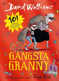 Gangsta Granny av David Walliams (Innbundet)