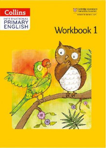Cambridge Primary English Workbook 1 av Joyce Vallar (Heftet)