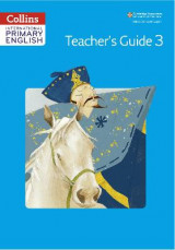 Omslag - Collins International Primary English: Cambridge Primary English Teacher's Book 3