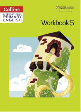 Omslag - Collins International Primary English: Cambridge Primary English Workbook 5