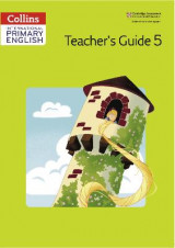 Omslag - Collins International Primary English: Cambridge Primary English Teacher's Book 5