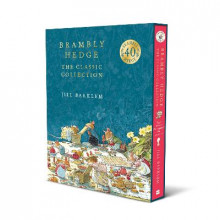 The Brambly Hedge Complete Collection av Jill Barklem (Innbundet)