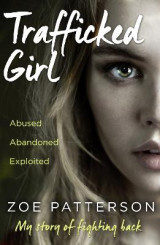 Omslag - Trafficked Girl