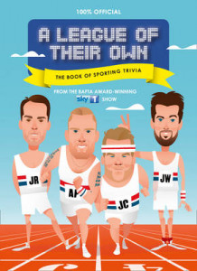 A League of Their Own - The Book of Sporting Trivia (Innbundet)