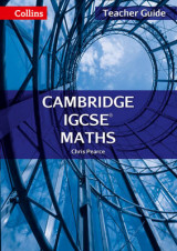 Omslag - Cambridge IGCSE Maths Teacher Guide