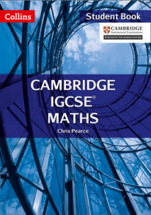 Cambridge IGCSE Maths Student Book av Chris Pearce (Heftet)