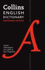 Omslag - Collins English Dictionary: Reference Edition