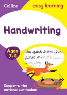 Handwriting Ages 7-9 av Collins Easy Learning (Heftet)