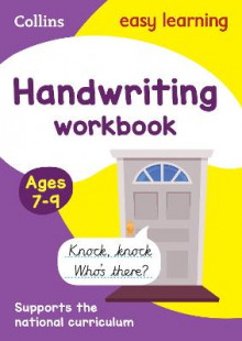 Handwriting Workbook Ages 7-9 av Collins Easy Learning (Heftet)